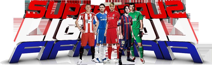 SuperLiga FIFA10 - Portal Banner11